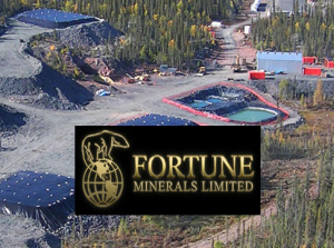 Fortune Minerals completes Revenue Silver Mine acquisition